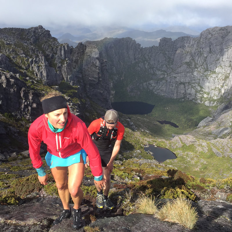 Trail Running Tasmania Mt Murchison